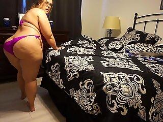 Ursula Sward ginormous bum