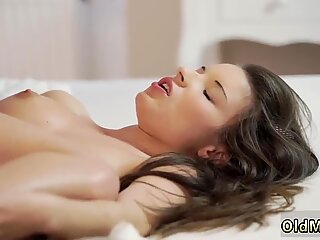 My daddy creampie and old french granny anal Her Wet Dream - Anita B.