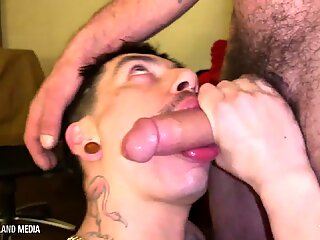 Mounted, manhandled and moaning