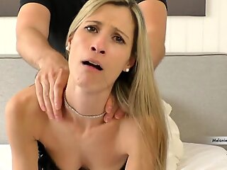 My Looser Husband! almost Caught having Hot Sex with my Secret Lover!