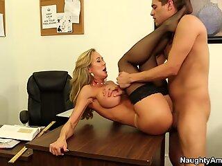 Brandi Love & Xander Corvus in My First Sex Teacher