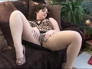 Busty Gorgeous MILF Strips (Recolored)