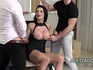 ALETTA OCEAN - THE SUPERFAN(SNAPCHAT - betfoxx)